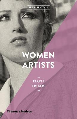 Women Artists by Flavia Frigeri