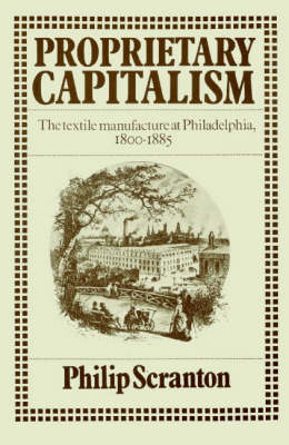 Proprietary Capitalism book