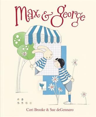 Max and George by Cori Brooke