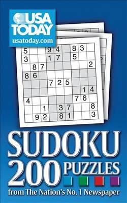 USA Today Sudoku book