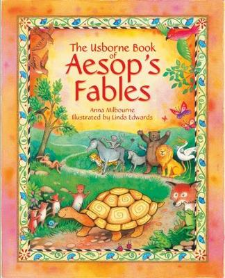 Aesop's Fables book