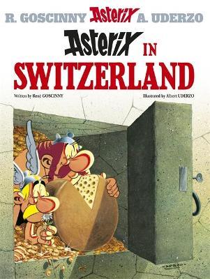 Asterix: Asterix in Switzerland by Rene Goscinny