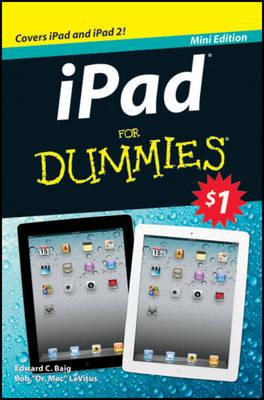 iPad For Dummies: $1 Mini Book by Edward C. Baig