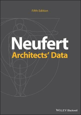 Architects' Data by Ernst Neufert