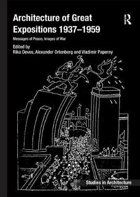 Architecture of Great Expositions 1937-1959 book