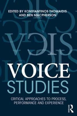 Voice Studies by Konstantinos Thomaidis