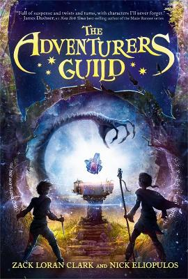 The Adventurers Guild by Nick Eliopulos