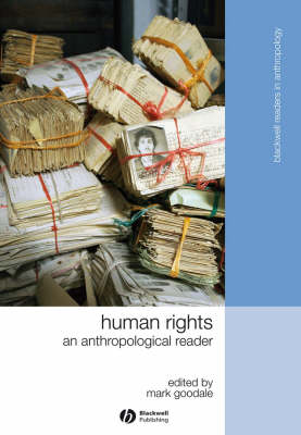 Human Rights by Mark Goodale