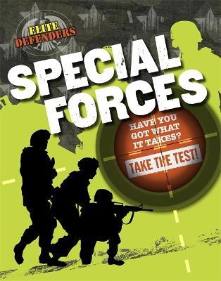 Elite Defenders: Special Forces by Sarah Levete
