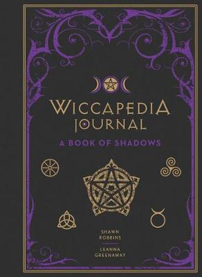 Wiccapedia Journal by Shawn Robbins