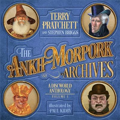 The Ankh-Morpork Archives: Volume One by Terry Pratchett