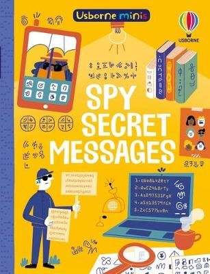 Spy Secret Messages book