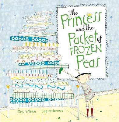 Princess and the Packet of Frozen Peas book