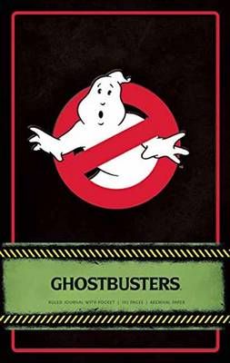 Ghostbusters Hardcover Ruled Journal by Insight Editions