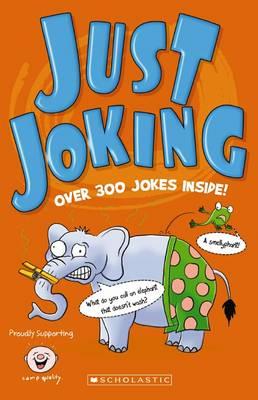 Just Joking book