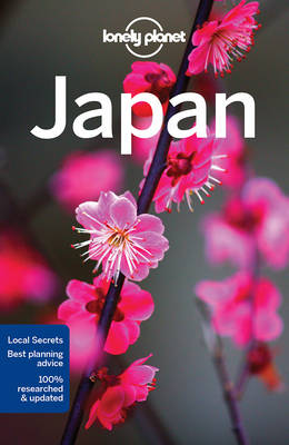 Lonely Planet Japan book