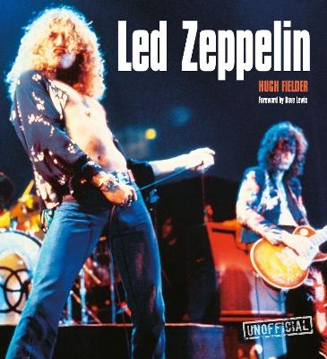 Led Zeppelin by Hugh Fielder