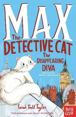 Max the Detective Cat: The Disappearing Diva book