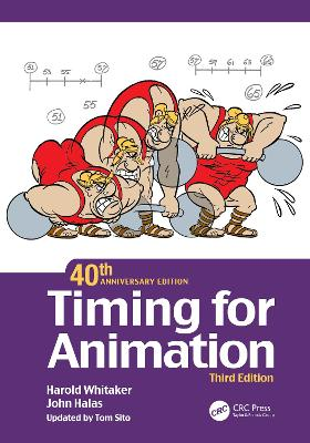 Timing for Animation, 40th Anniversary Edition by John Halas
