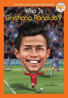 Who Is Cristiano Ronaldo? book