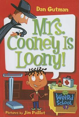 Mrs. Cooney Is Loony! book