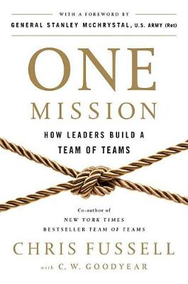 One Mission by General Stanley McChrystal
