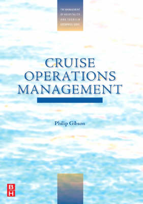 Cruise Operations Management book