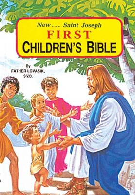 First Children's Bible by Reverend Lawrence G Lovasik