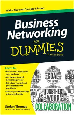 Business Networking for Dummies by Stefan Thomas