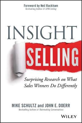 Insight Selling by Mike Schultz