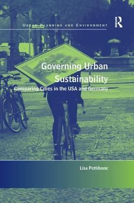 Governing Urban Sustainability book