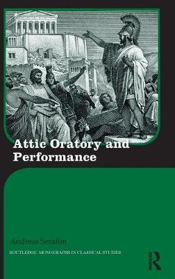Attic Oratory and Performance book