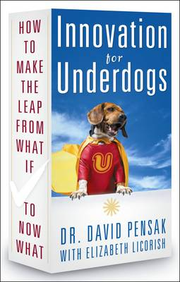 Innovation for Underdogs book
