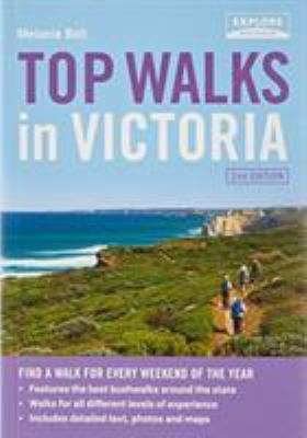 Top Walks in Victoria 2nd ed book