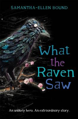 What the Raven Saw book