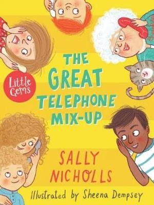 Great Telephone Mix-Up book