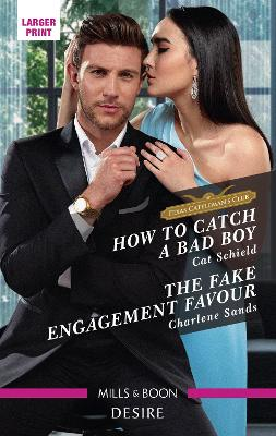 How to Catch a Bad Boy/The Fake Engagement Favour by Charlene Sands