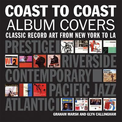 Coast To Coast Album Covers by Graham Marsh