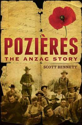 Pozieres: The Anzac Story book