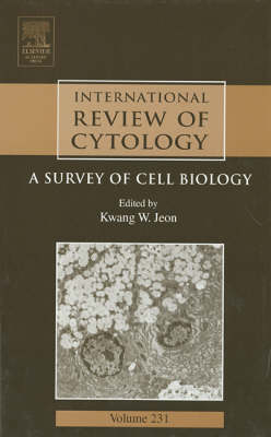 International Review of Cytology book