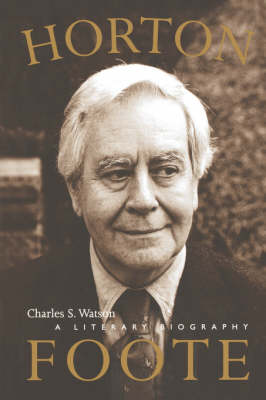 Horton Foote by Charles S. Watson