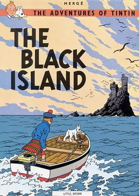The Adventures of Tintin: Black Island by Herge