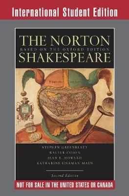 The Norton Shakespeare by Stephen Greenblatt