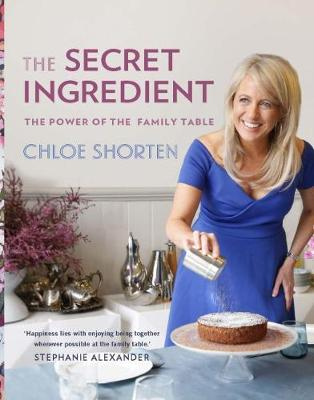 The Secret Ingredient by Chloe Shorten