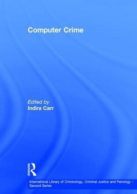 Computer Crime book