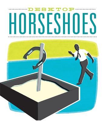 Desktop Horseshoes by Lindsay Rosoff