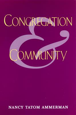 Congregation and Community book