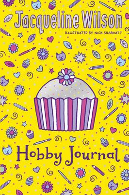 Jacqueline Wilson Hobby Journal book