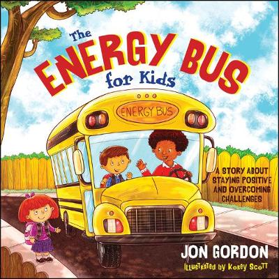 Energy Bus for Kids book