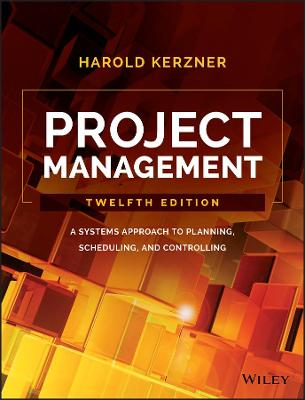 Project Management by Harold Kerzner